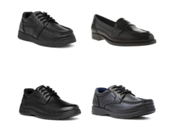 SSA Acceptable Footwear Graphic