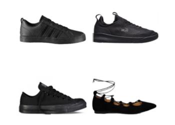 Unacceptable Footwear Graphic